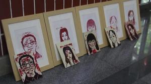 必赢亚州西坝河校区艺术组举办感...